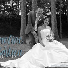 Caroline + Sébastien
