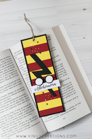 Marque-Page Harry Potter