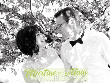 Martine + Alain