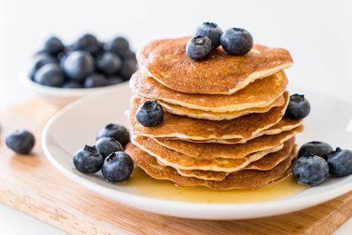 Desayunos sin gluten ni lactosa