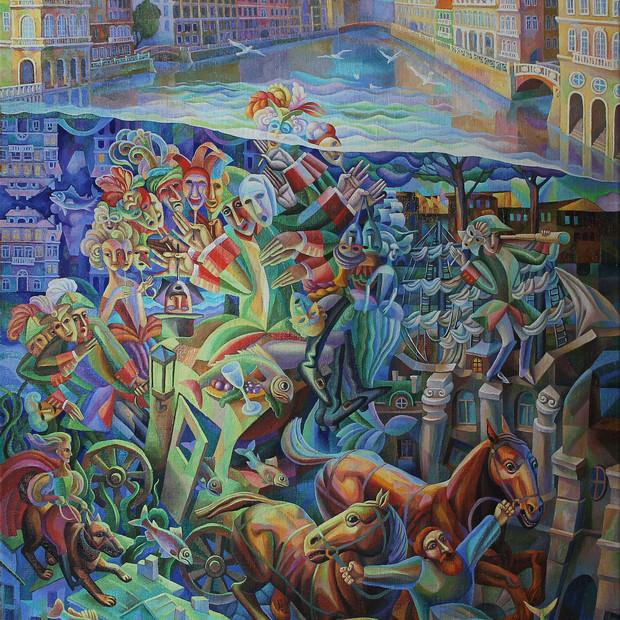 Царёв кабак. Многоликий | Tsarev tavern. Many faces