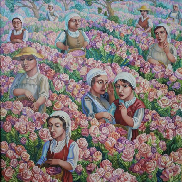 Варенье из роз | Rose jam