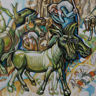 Ослы | Donkeys
