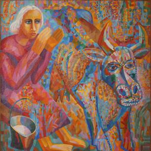 Доярка | Milkmaid
