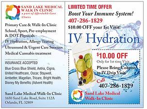 Sand Lake Medical Walk In Clinic  Tel (4