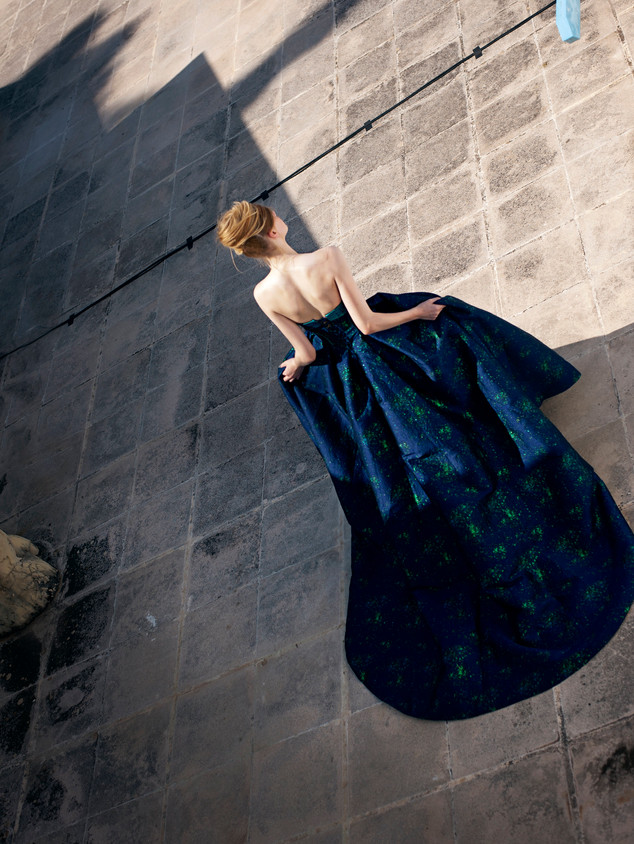 Stardust Evening Gown