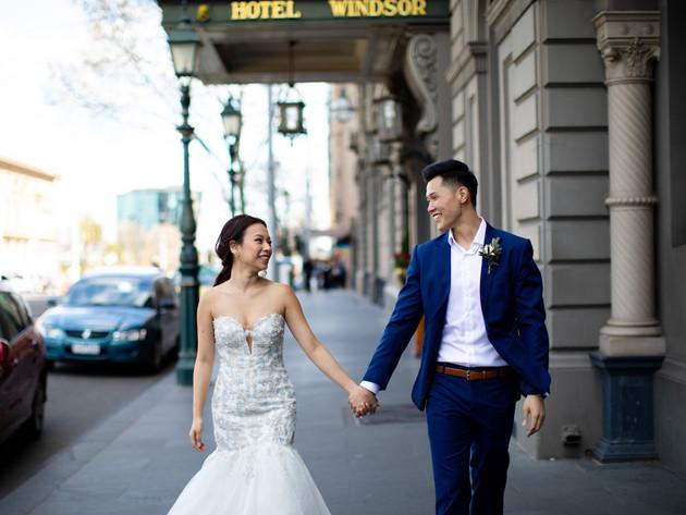 Rachel + Qin Xian