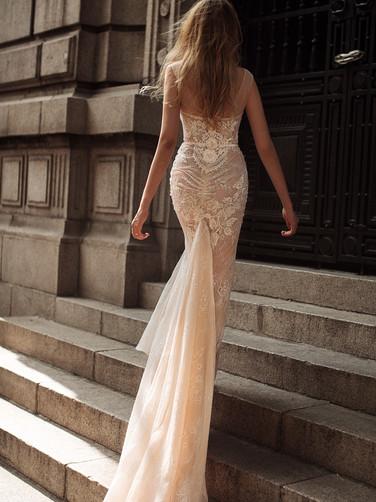 Intricate Wedding Dress