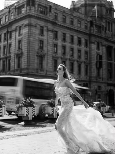 Streetview Wedding Dress