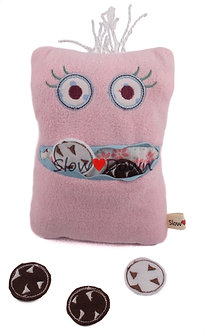 Girl Monster Pillows