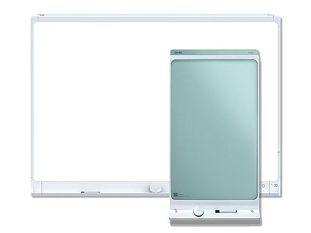 SMART kapp. The dry-erase board reinvented.