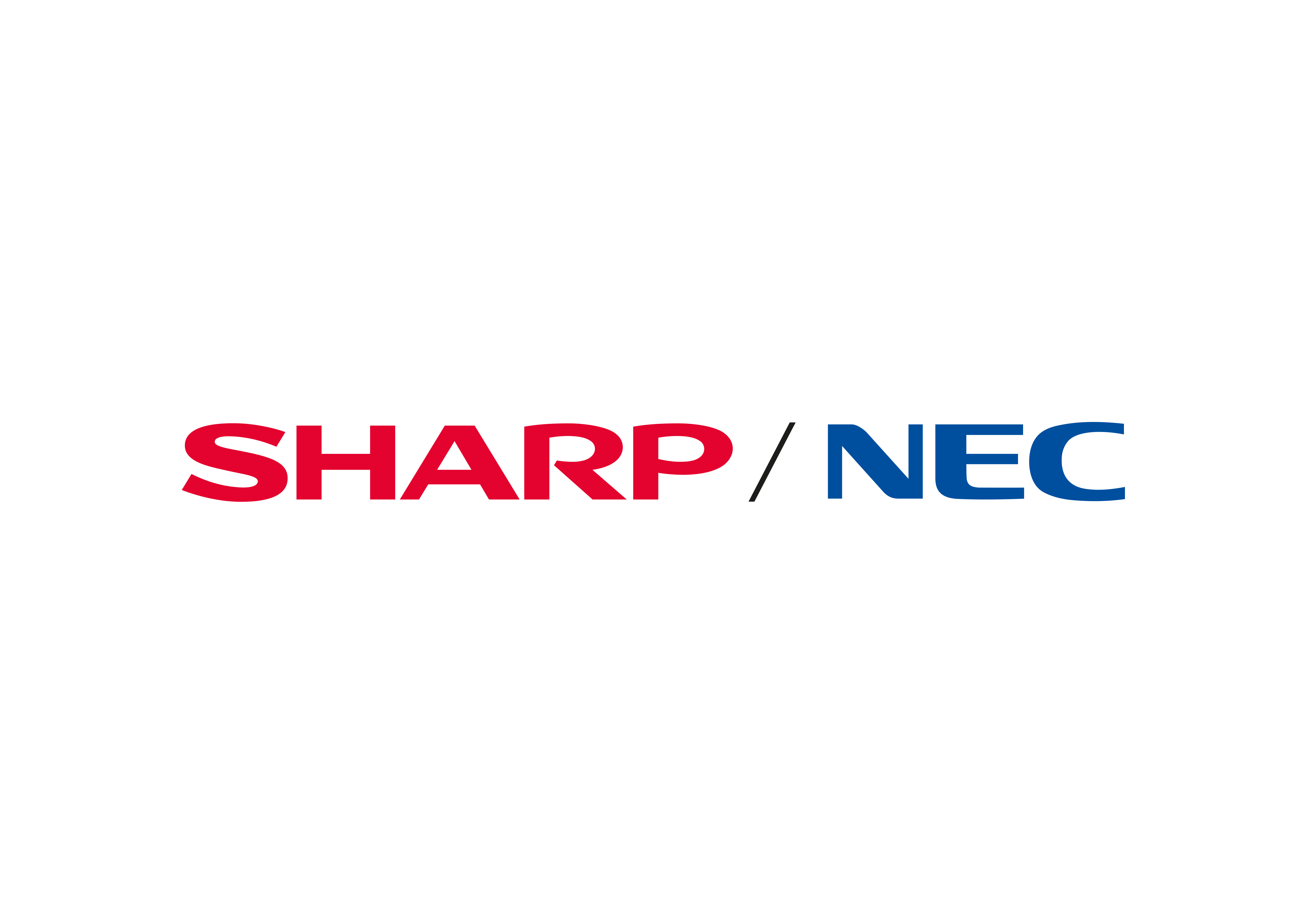 SHARP NEC Display Solutions