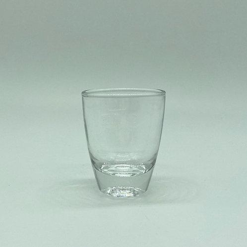 Schnapsglas, schlicht