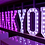 Thumbnail: XXL Letter Lights A - Z und Zahlen