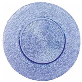 """Platzteller aus Glas """"Blue"""""""