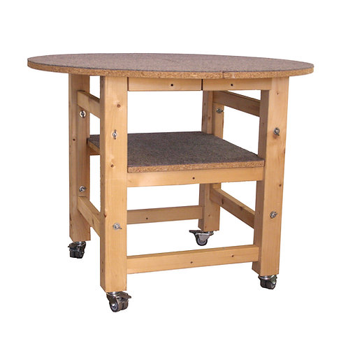 Tortenwagen, Holz