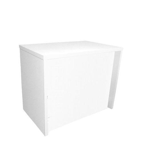 "Counter-Table White Lounge ""Quaddro"""