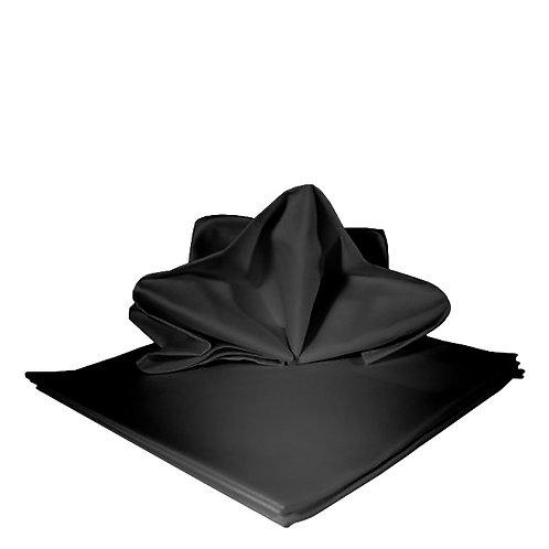 Tischdecke schwarz, versch. Größen