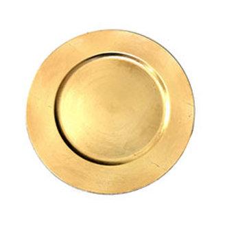 "Platzteller ""Vintage Gold"""