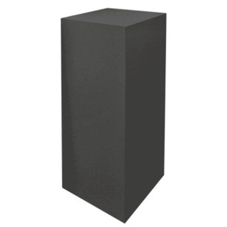 """Stehtisch """"Cube"""" Holz, schwarz"""