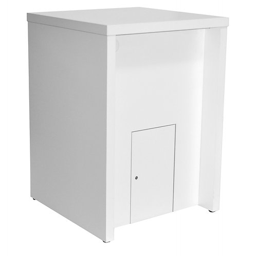"PC-Cube White Lounge ""Pair"""