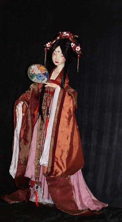 Chinese princess Turandot