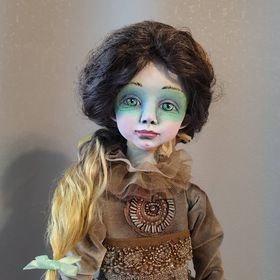 Sparrow Doll