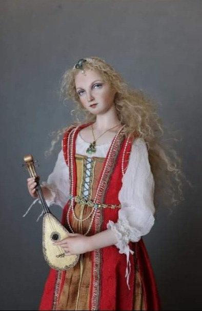 Divine music of Cecilia