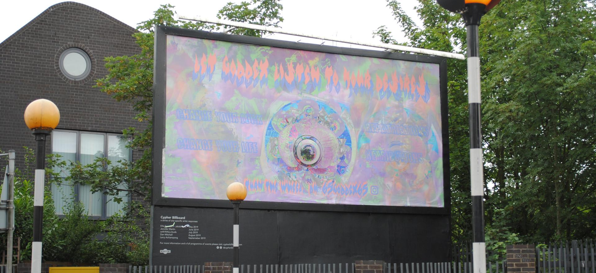 65goddex65 in situ,  London