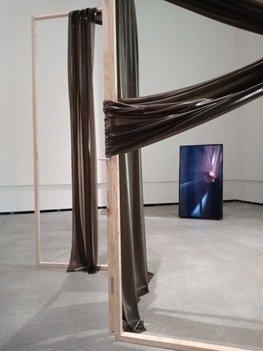 in 'Super Trajectory', 2019 Tainan Art Museum exhibition