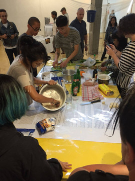 cooking event with Bakudapan