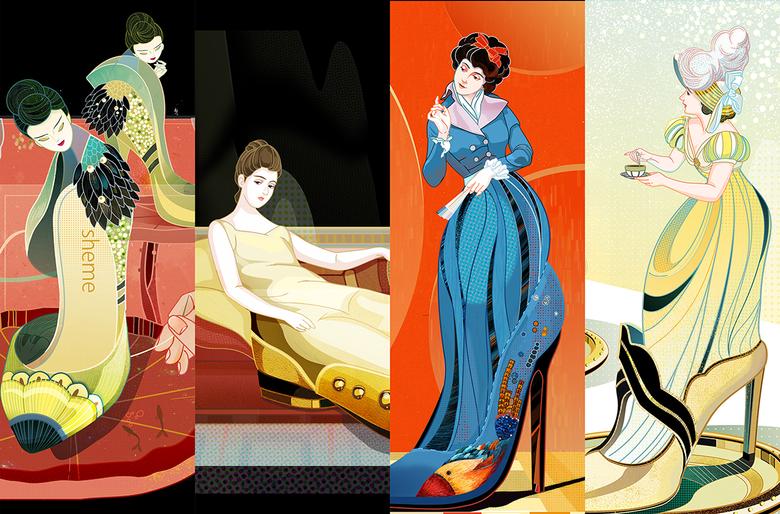 Fashion Women Show- Collection