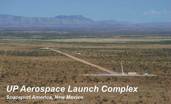 UP Aerospace Launch Complex New Mexico.j