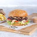 Burger 'n' Mushroom - برجر بالمشروم