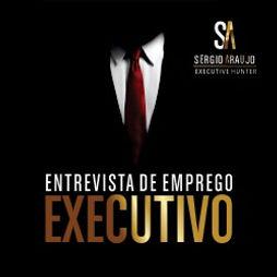 Entrevista de emprego executivo