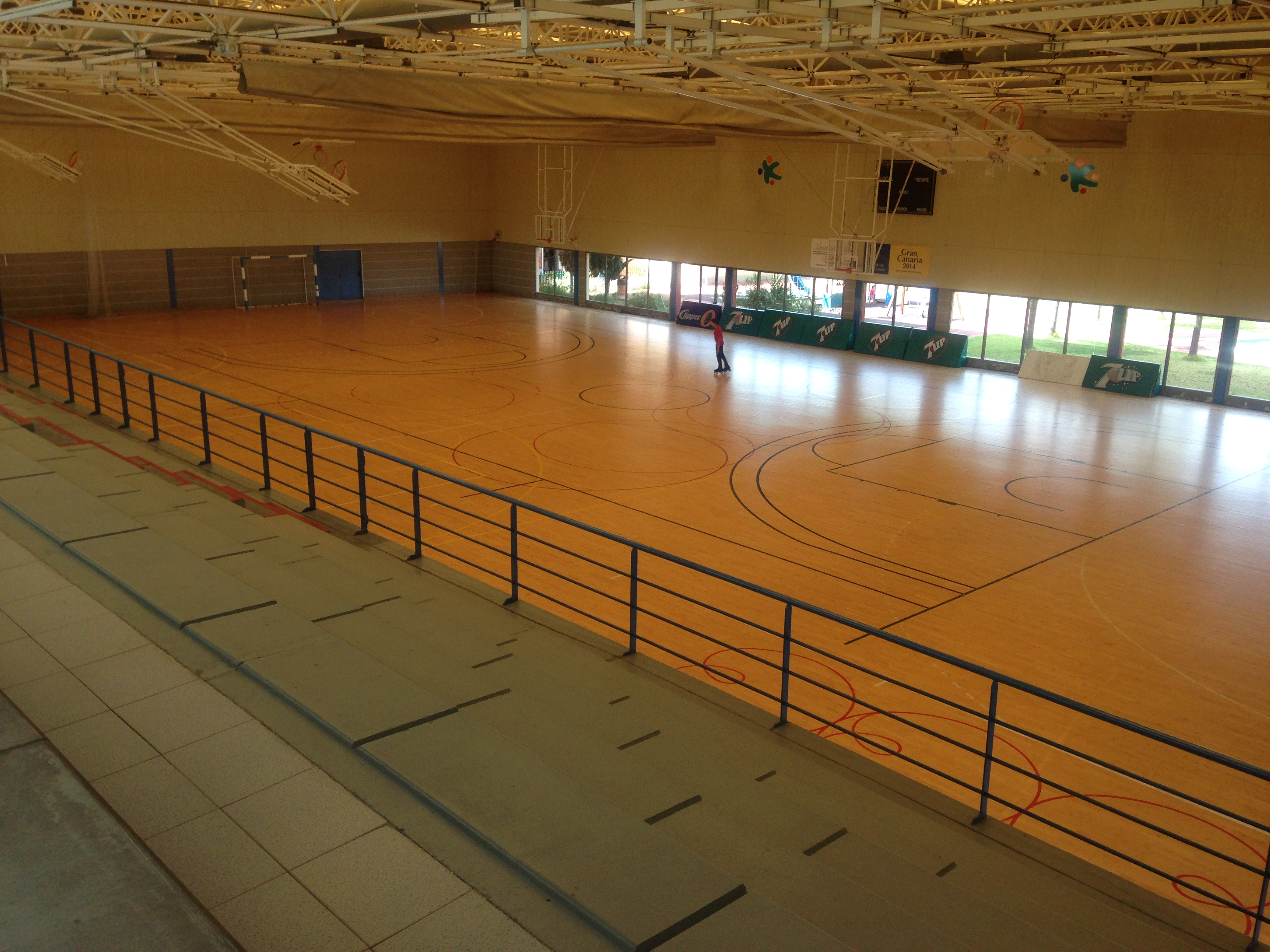 Polideportivo de Santa Brígida