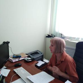 Заседание районного методического объединения педагогов-психологов в режиме видеоконференции.
