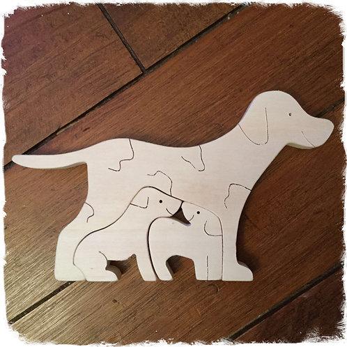 Famille chien Dalmatiens