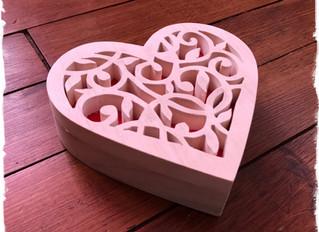 Boîte cœur