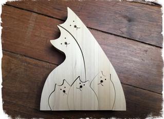 Dans la famille chat, je voudrais...