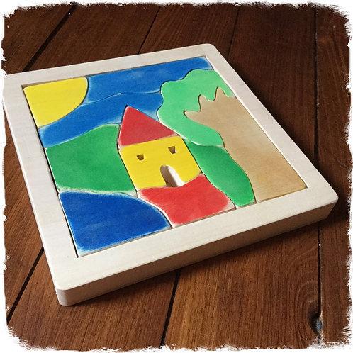 Puzzle / tableau maison