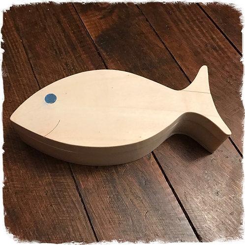 Boîte poisson