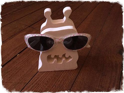 Monstre support lunettes