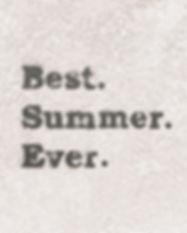 Der beste Sommer aller Zeiten