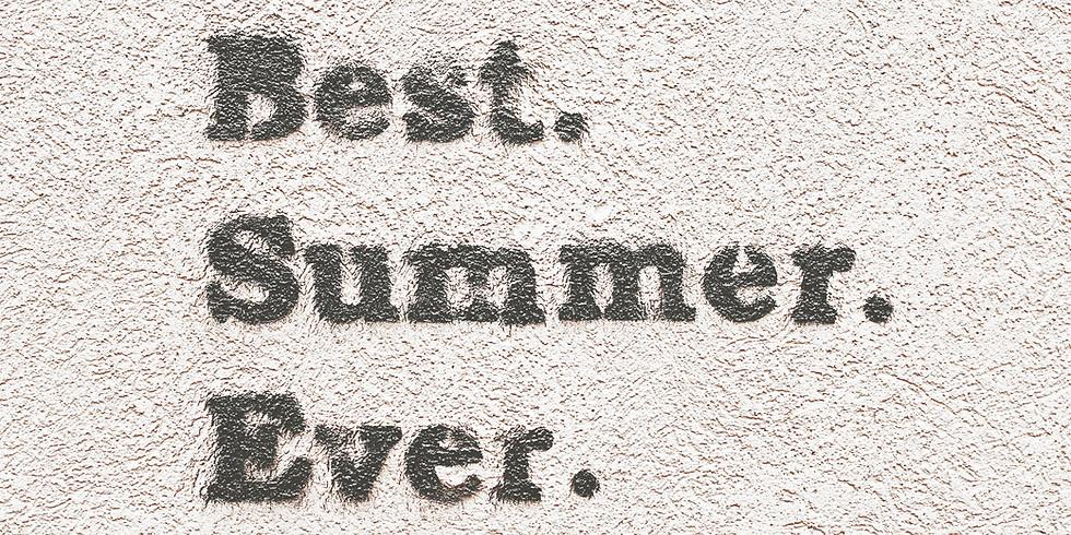 Summer Planning Event