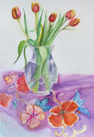 MOTHER'S DAY TULIPS 2