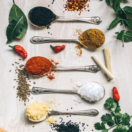 Condiments and Spices