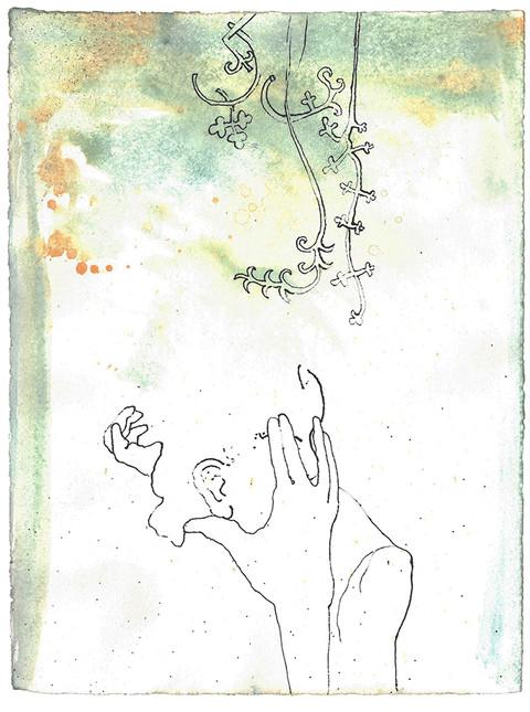 Jeg har fylt ham med Guds ånd, med visdom og innsikt og med kunnskap og dyktighet i alle slags håndverk, så han kan tenke ut og lage kunstferdige arbeider i gull, sølv og bronse, slipe steiner til innfatning, skjære ut i tre og utføre alle slags håndverksarbeid. - Andre Mosebok Kapittel 31
