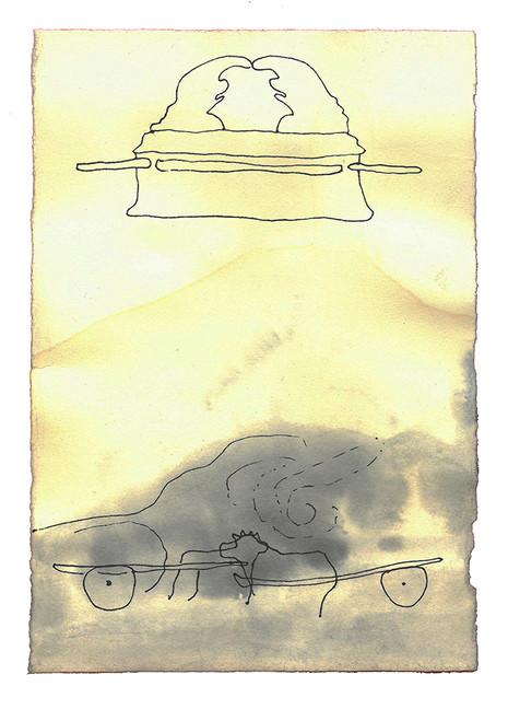 Kuene tok strake veien mot Bet-Sjemesj. De fulgte samme veien og rautet hele tiden. De bøyde ikke av, verken til høyre eller til venstre. Filisternes byhøvdinger fulgte etter helt til grensen mot Bet-Sjemesj. I Bet-Sjemesj holdt folket på å skjære hvete nede i dalen. Da de så opp, fikk de øye på paktkisten, og de ble glade da de så den. Vognen kom inn på jordet til Josva fra Bet-Sjemesj og stanset. Der lå det en stor stein. De hogg i stykker treverket i vognen og ofret kuene som brennoffer til Herren. - Første Samuelsbok Kapittel 6