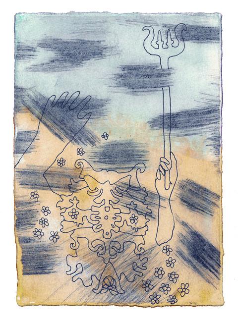 Etter tre dager gikk tilsynsmennene gjennom leiren og befalte folket: «Når dere ser at levittprestene løfter opp Herren deres Guds paktkiste, skal dere bryte opp og følge etter den. Men hold en avstand på omtrent to tusen alen. Kom den ikke for nær! Slik kan dere vite hvilken vei dere skal gå, for dere har aldri gått den veien før.»   Josva sa til folket: «Gjør dere rene og hellige! For i morgen vil Herren gjøre under blant dere.»  Og til prestene sa han: «Løft opp paktkisten og gå over elven foran folket!» Da løftet de paktkisten opp og gikk foran folket. - Josva Kapittel 3